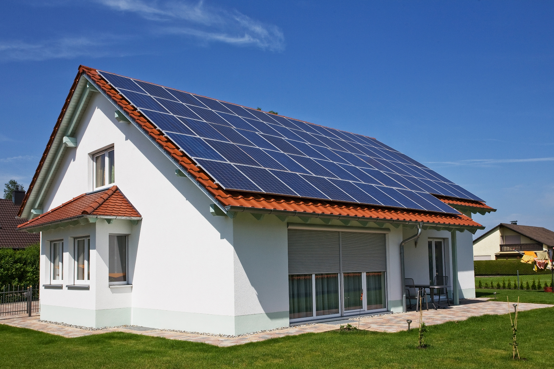 Although competition is driving prices down, solar panel systems can ...